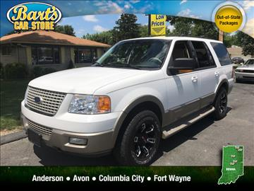 2003 Ford Expedition for sale in Anderson, IN