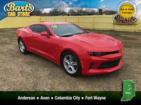 2016 Chevrolet Camaro for sale in Anderson, IN