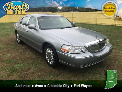 2006 Lincoln Town Car for sale in Anderson, IN
