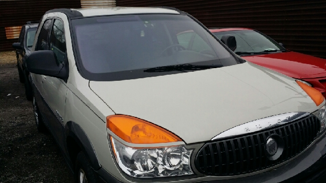 used 2003 buick rendezvous cx in chicago il at c m