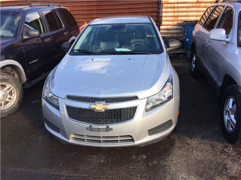 2011 Chevrolet Cruze for sale in Chicago, IL
