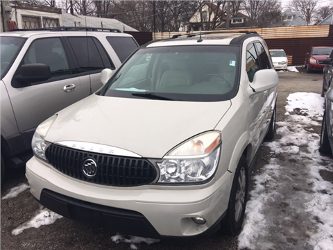 2006 buick rendezvous for sale in chicago il. Cars Review. Best American Auto & Cars Review