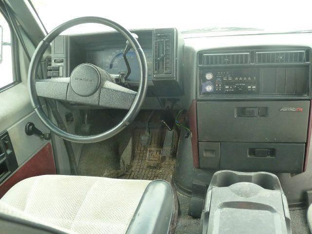 1985 Chevrolet Astro