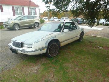 1989 Buick Riviera