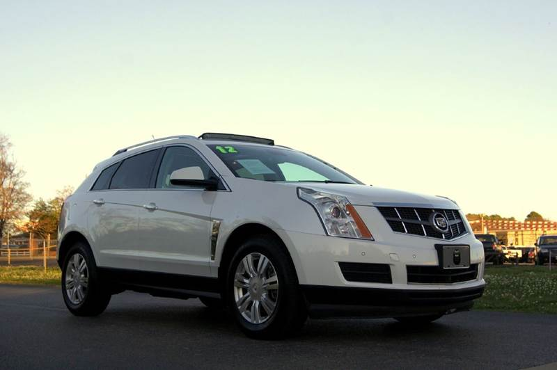 2012 cadillac srx luxury collection 4dr suv in tyler tx j l auto sales. Black Bedroom Furniture Sets. Home Design Ideas