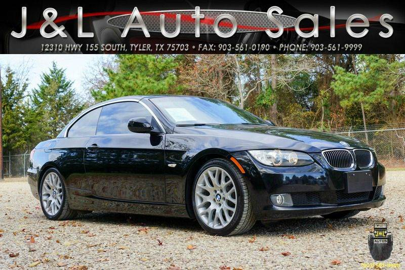 Bmw Series I Dr Convertible SULEV In TYLER TX J L - 2010 bmw 328i convertible