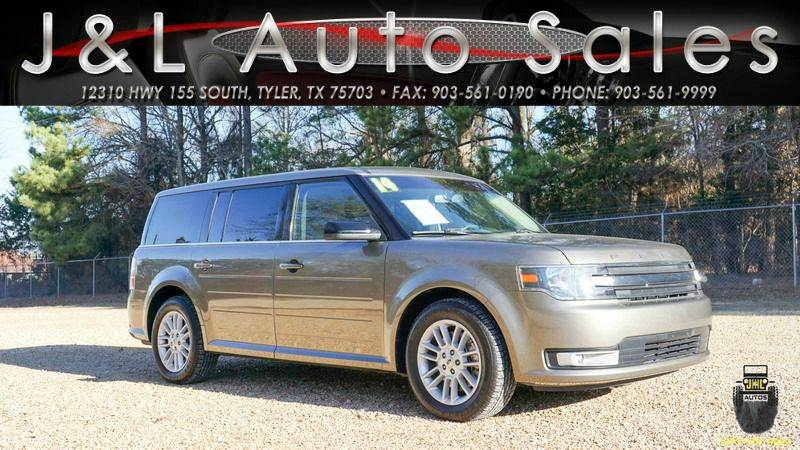 Ford Flex For Sale In Tyler Tx