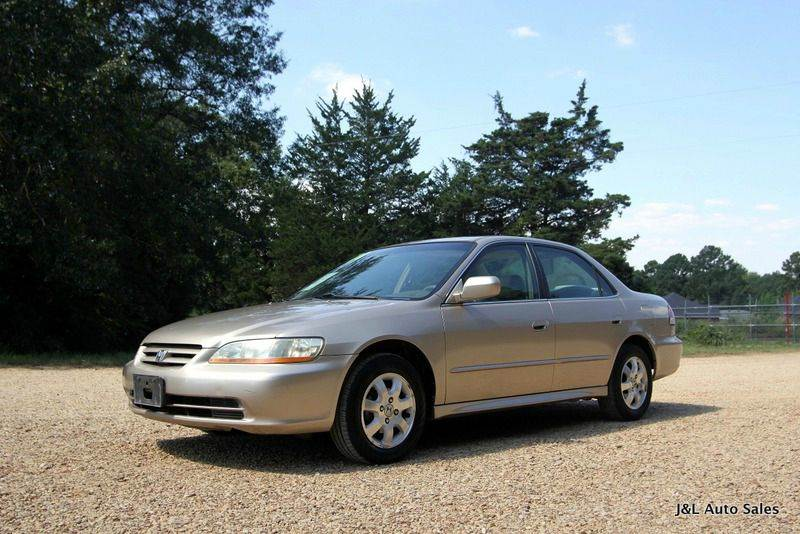 2001 honda accord ex 4dr sedan in tyler tx j l auto sales. Black Bedroom Furniture Sets. Home Design Ideas