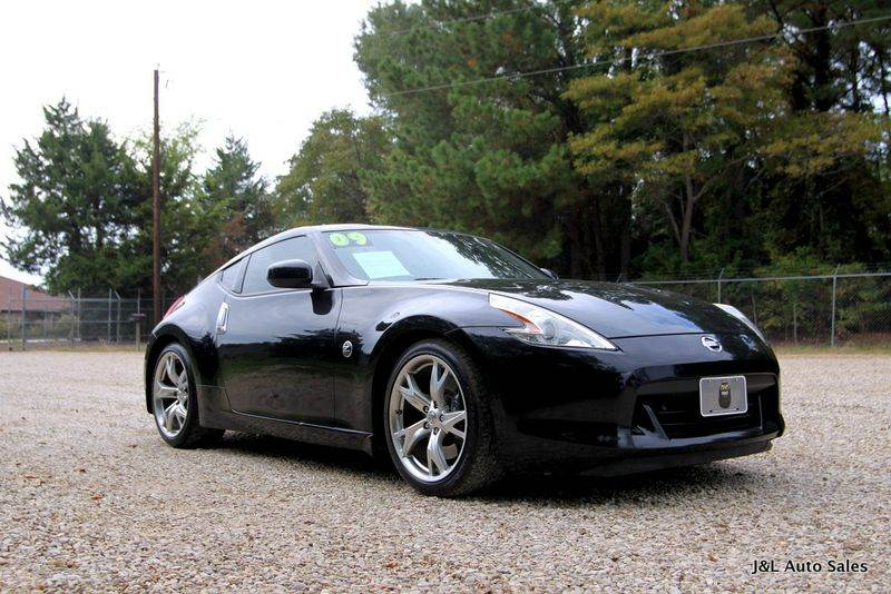 2009 nissan 370z touring 2dr coupe 7a in tyler tx j l auto sales - Nissan 370z touring coupe ...