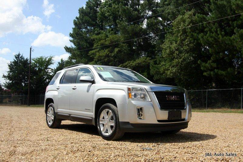 2011 gmc terrain slt 1 4dr suv in tyler tx j l auto sales for Fast cash motors tyler tx