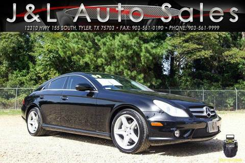 2009 Mercedes-Benz CLS for sale in Tyler, TX