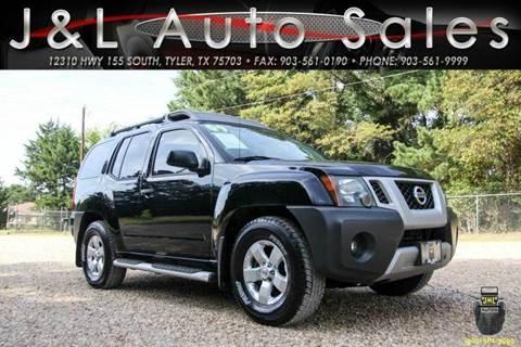 2009 Nissan Xterra for sale in Tyler, TX