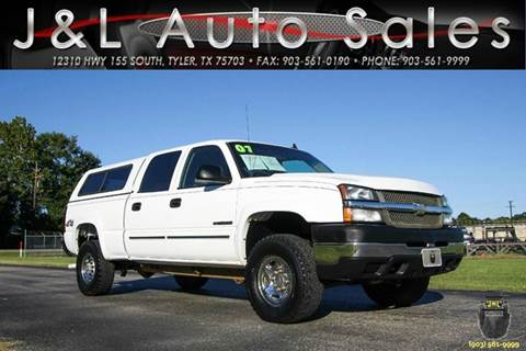 2007 Chevrolet Silverado 2500HD Classic for sale in Tyler, TX