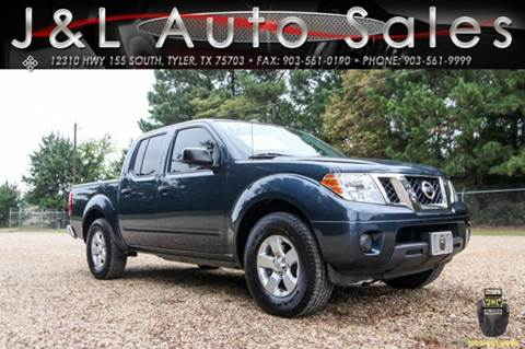 2013 Nissan Frontier for sale in Tyler, TX