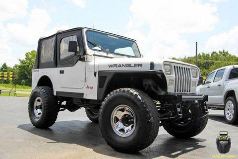 1988 Jeep Wrangler for sale in Tyler, TX