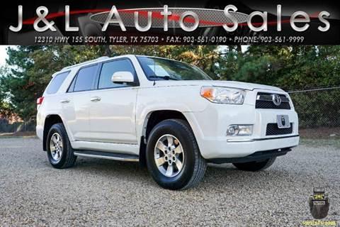2012 Toyota 4Runner for sale in Tyler, TX