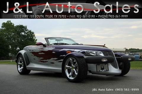 2000 Plymouth Prowler for sale in Tyler, TX