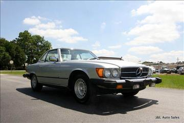 1981 Mercedes-Benz 380-Class for sale in Tyler, TX