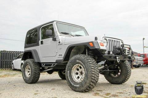 2003 Jeep Wrangler for sale in Tyler, TX