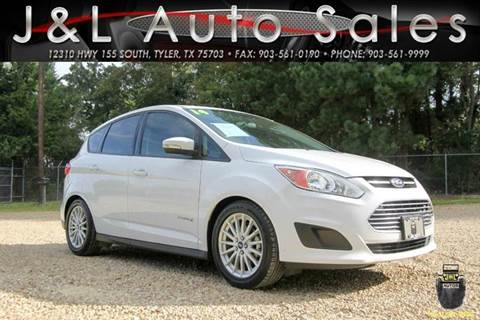 2014 Ford C-MAX Hybrid for sale in Tyler, TX