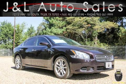 2014 Nissan Maxima for sale in Tyler, TX