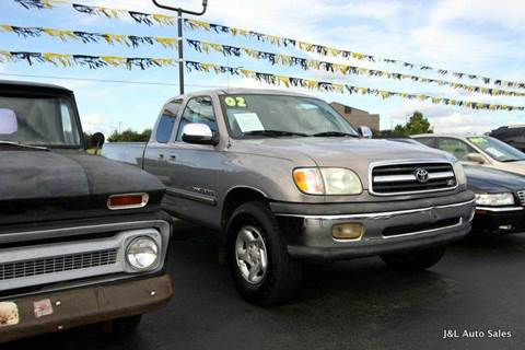 2002 Toyota Tundra for sale in Tyler, TX