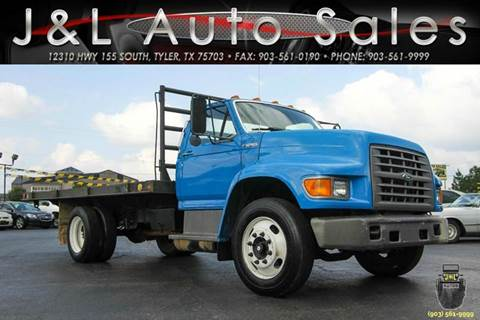 1998 Ford F-800 for sale in Tyler, TX