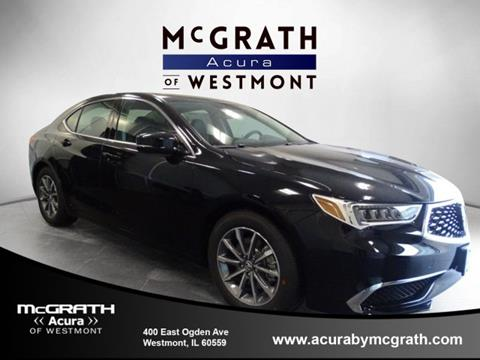 2019 Acura TLX for sale in Westmont, IL