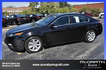 2012 Acura TL for sale in Westmont, IL