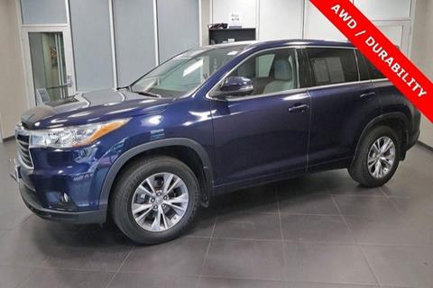 2015 Toyota Highlander for sale in Westmont, IL