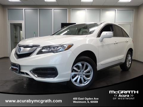 2017 Acura RDX for sale in Westmont, IL