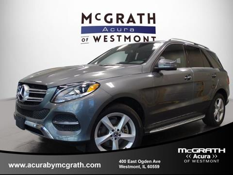 2017 Mercedes Benz GLE For Sale In Westmont, IL