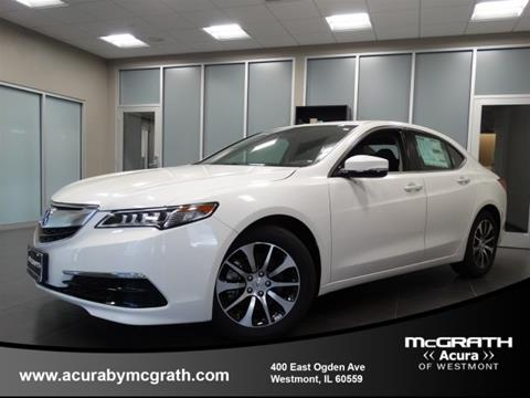 2016 Acura TLX for sale in Westmont, IL