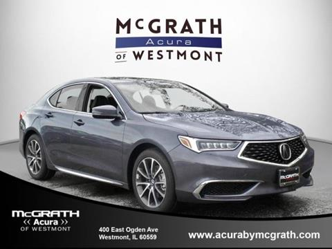 2018 Acura TLX for sale in Westmont, IL