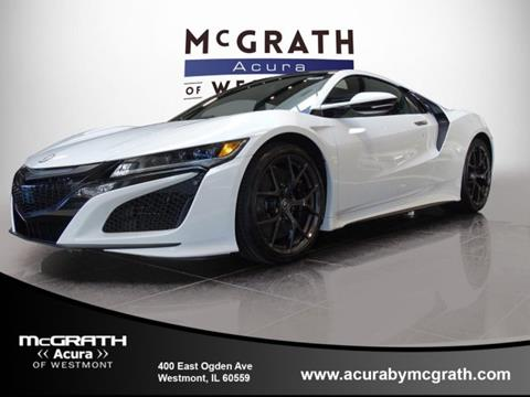 Acura NSX For Sale In Pensacola FL Carsforsalecom - Acura 2018 for sale