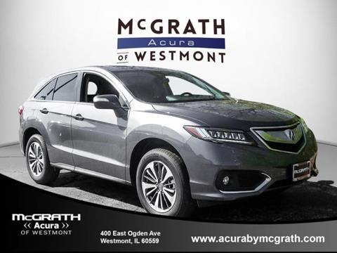 2018 Acura RDX for sale in Westmont, IL