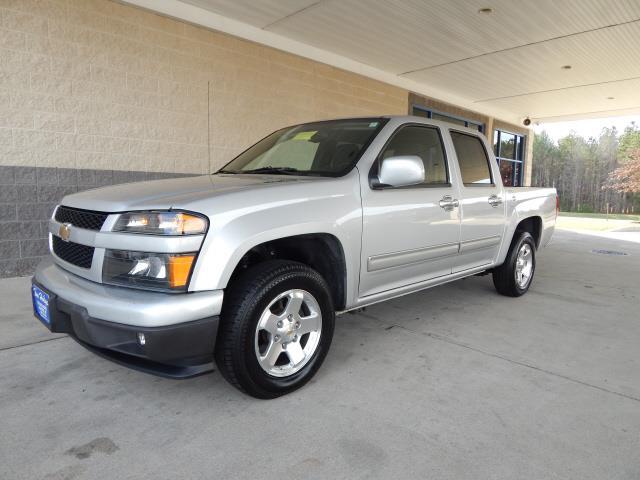 2012 Chevrolet Colorado