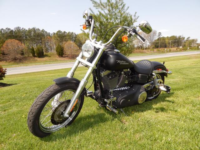 2008 Harley-Davidson FXDBI
