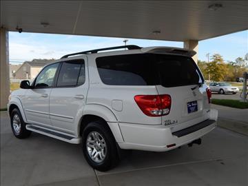 2006 Toyota Sequoia