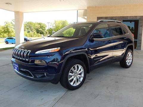 2014 Jeep Cherokee for sale in Hollywood, MD