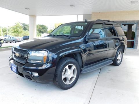 2008 Chevrolet TrailBlazer for sale in Hollywood, MD