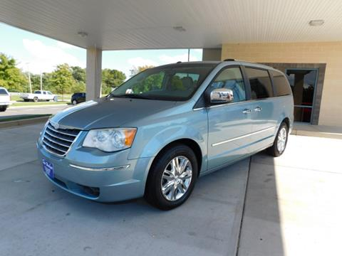 2008 Chrysler Town and Country for sale in Hollywood, MD