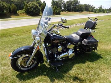 2007 Harley-Davidson FLSTC