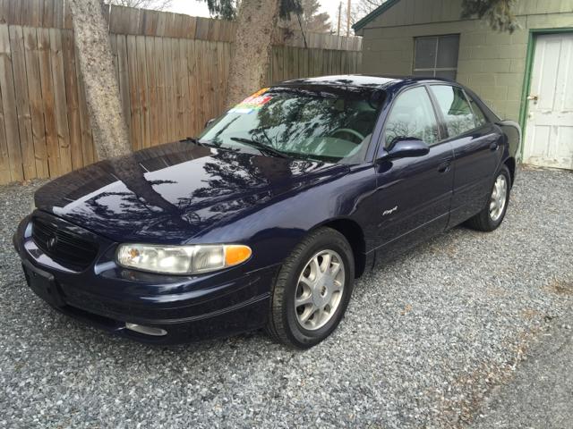 1998 buick regal 4dr gs supercharged sedan in manheim pa metro america auto sales. Black Bedroom Furniture Sets. Home Design Ideas