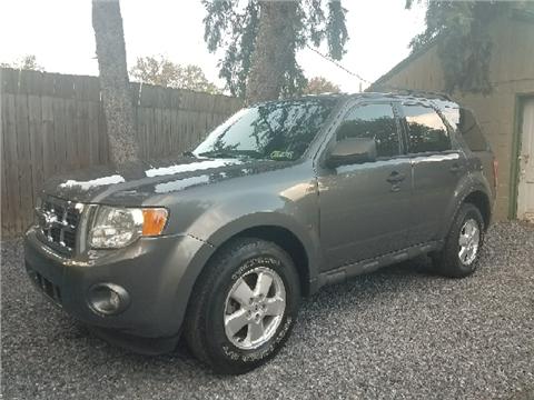 2011 Ford Escape for sale in Manheim, PA
