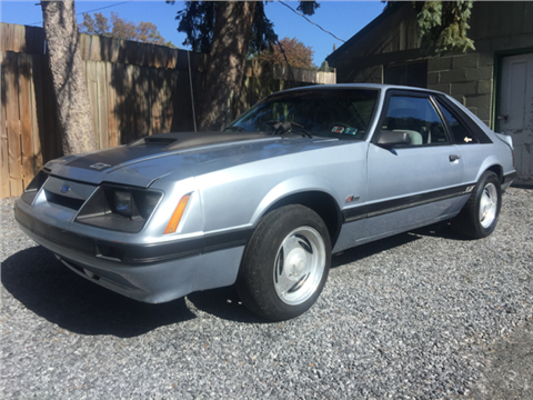 1985 Ford Mustang for sale in Manheim, PA