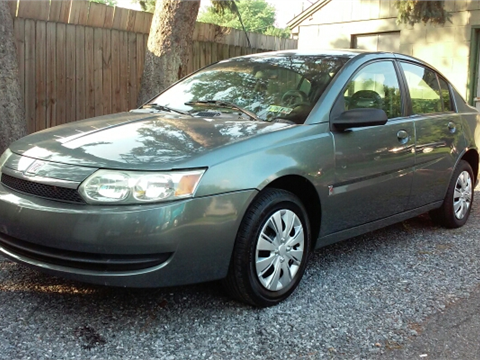2004 Saturn Ion for sale in Manheim, PA