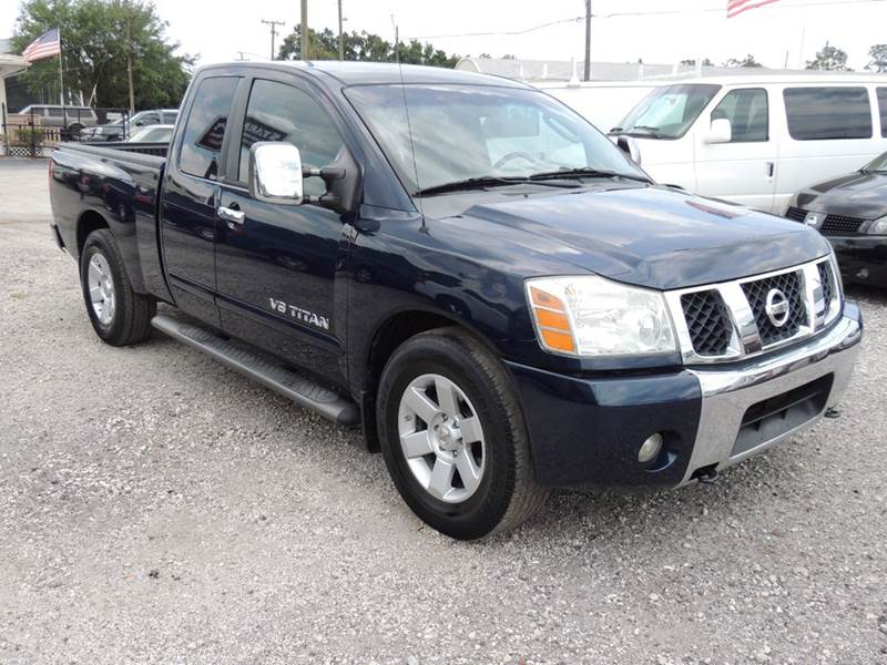 2007 nissan titan le ffv 4dr king cab sb in orlando fl starling 39 s auto group inc. Black Bedroom Furniture Sets. Home Design Ideas
