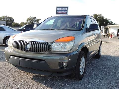 2002 Buick Rendezvous for sale in Orlando, FL