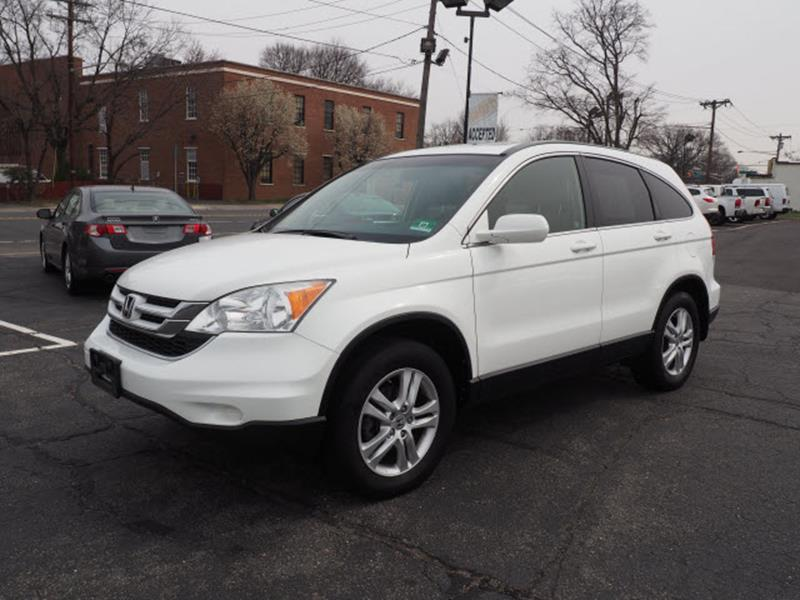 2010 Honda Cr-V AWD EX-L 4dr SUV In Trenton NJ - Worldwide Auto